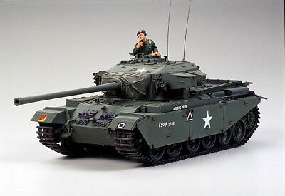 Tamiya 25412 1/35 Scale Model Kit British Army Main Battle Tank Centurion Mk.III