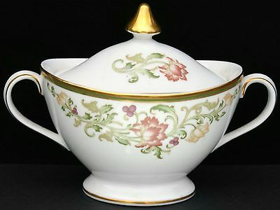 Royal Doulton ~ Lichfield ~ Covered Sugar Bowl~ New & English ~ Rare