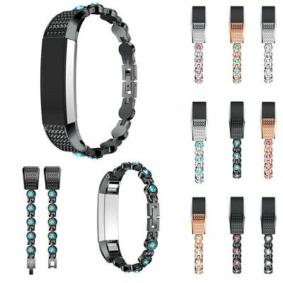 (Multicolor A) - Gotd Stainless Steel Band Bracelet Replacment Strap For