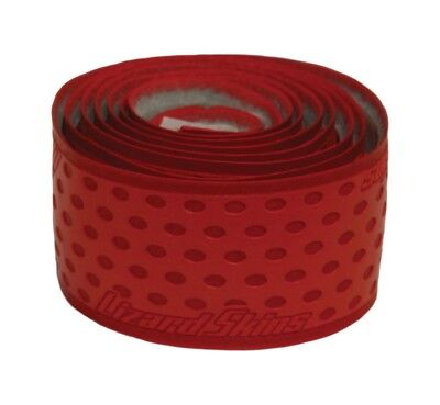 (.05mm, Red) - Lizard Skins Bat Grip. Free Delivery