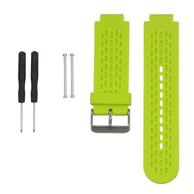 SCASTOE Sports Fitness Silicone Watch Band Strap for Garmin Vivoactive /