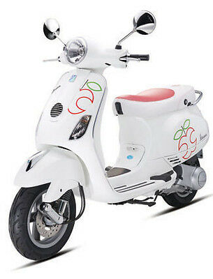 Genuine Piaggio Vespa LX / S / GT / GTS / Super Apple Graphics