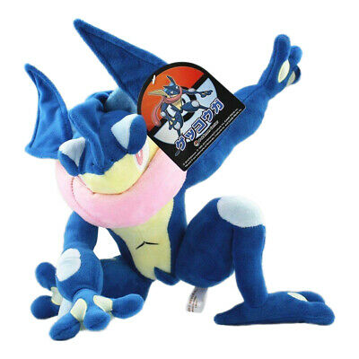 Pokemon Center Greninja/Gekoga 12 inch Stuffed Animae Plush Doll Figure Toys US