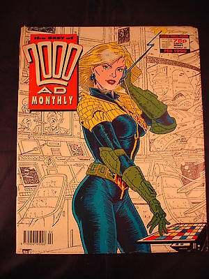 2000AD Monthly - Issue 53 - Feb 1990