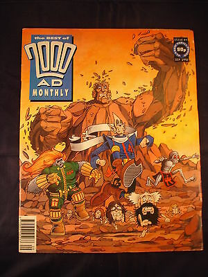 2000AD Monthly - Issue 84 - Sep 1992