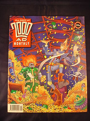 2000AD Monthly - Issue 74 - Nov 1991