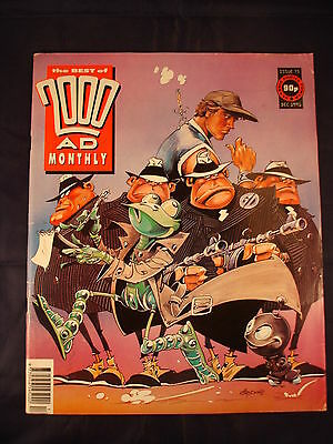 2000AD Monthly - Issue 75 - Dec 1991