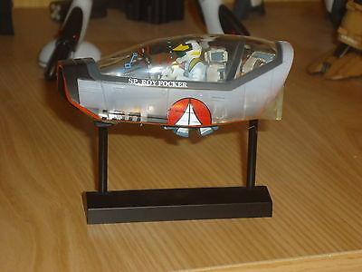Roy Focker's cockpit MACROSS DYRL CM's figures RARE