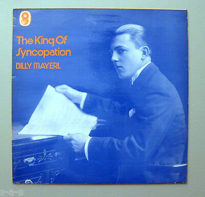 Billy Mayerl - The King Of Syncopation  WORLD RECORD  LP