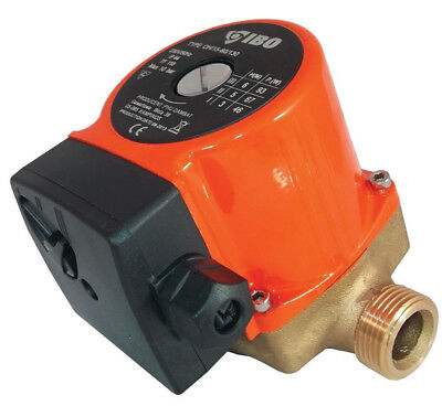 "IBO 1""OHI 15-60/130 Circulation Pump Central Heating repl. Grundfos Dab BRONZE"