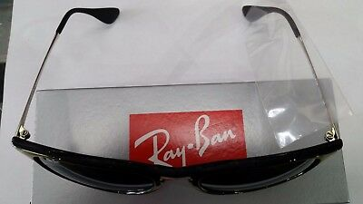 Ray-Ban ERIKA CLASSIC Marron Plata New in Box with It's original Csae