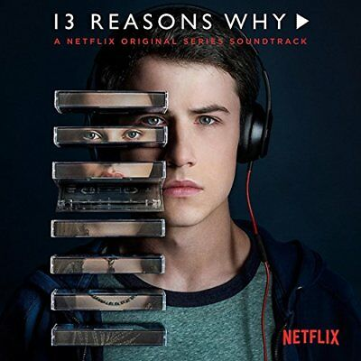 13 REASON WHY SOUNDTRACK 2 X VINYL SET (PRE-ORDER To Be Released 20/10/2017)