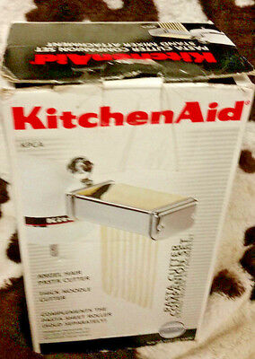 NEW OTHER KitchenAid KPCA Pasta Cutters Set Attachments for Stand Mixers