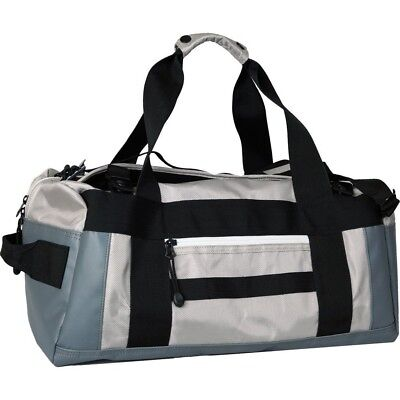 Harvest Label 3-Way Duffle Pack, Grey. Shipping is Free