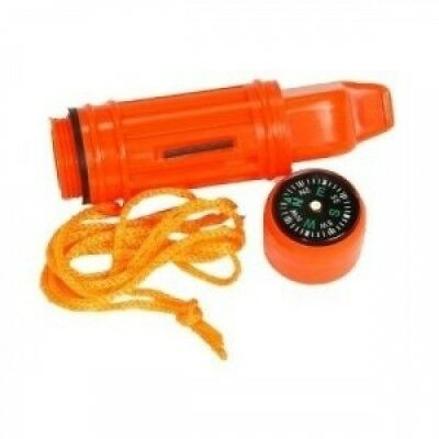 5-IN-1 Survival Whistle (6 whistles). Sona. Best Price
