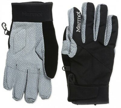 (Large, Black) - Marmot Men's XT Glove. Free Delivery