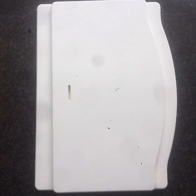 Stokke Tripp Trapp Seatplate & Footplate Spare Parts White New