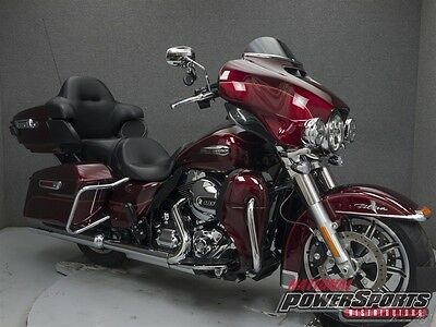 FLHTCUL ELECTRA GLIDE ULTRA CLASSIC LOW  2016 Harley-Davidson FLHTCUL ELECTRA GLIDE ULTRA CLASSIC LOW Used
