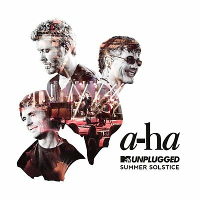 A-HA MTV UNPLUGGED: SUMMER SOLSTICE 2 CD / DVD (Released 6/10/2017)