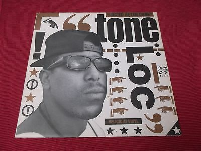 Tone Lōc ‎– Loc'ed After Dark   LP    EX