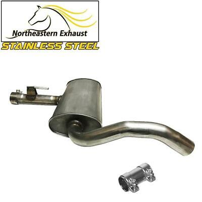 fits 1997-2003 Camry Solara ES300 Stainless Steel Exhaust Resonator Pipe