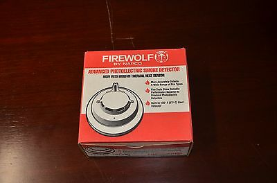 Firewolf by Napco - FW2-H Smoke Detector - NEW IN BOX
