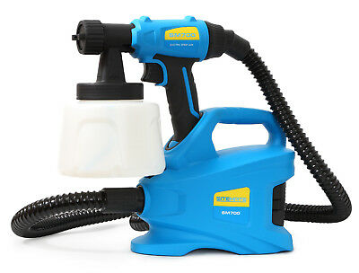 Sitemate Electric Paint Sprayer, Hvlp Fence Sprayer 700W Motor 2 Year Warranty