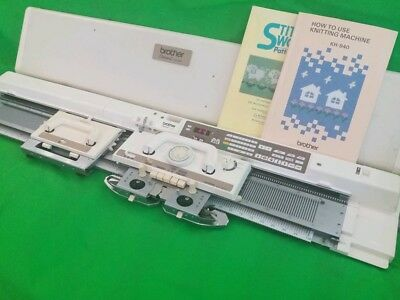 Brother Electronic knitting machine standard gauge Kh 940