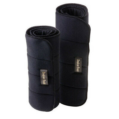 Pair of Back on Track Therapeutic No Bow Leg Wraps