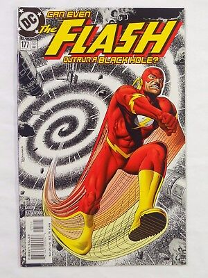 DC Comics The Flash #177 (2001)