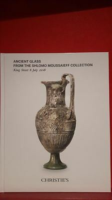 Christies Catalogue: Ancient Glass Roman Ennion Byzantine Kantharos Islamic