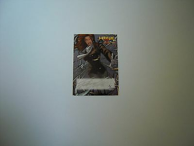 Witchblade Disciples Ofthe Blade Signed Binder Card 1/1000 Ultra Limited Tbe