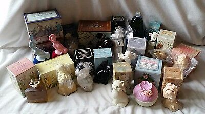 Avon Lot of 17 Vintage Bottles & Collectables