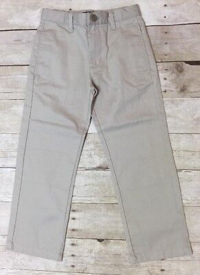 Cherokee Boy's School Uniform Khaki Pants Size 5