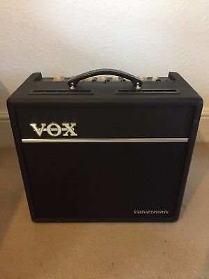 VOX Valvetronix VT40+ Electric Guitar Amplifier *VGC*