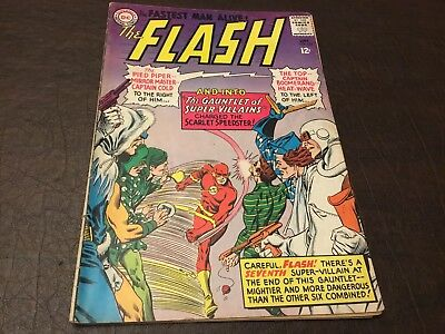 The Flash #155 VG/FN
