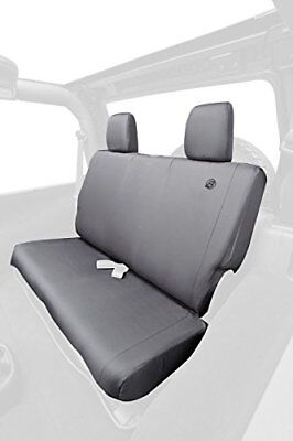 Bestop 29281-09 Bestop Seat Cover, Rear - Bench; Custom Fit; Waterproof Polyeste