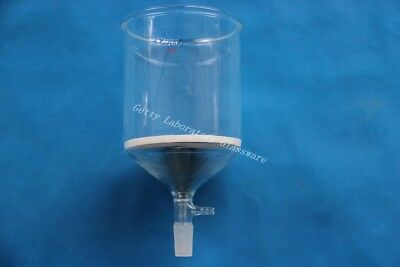 2L 2000ml Buchner filting funnel C-Coarse filter, with 10mm hose,24/40 joint