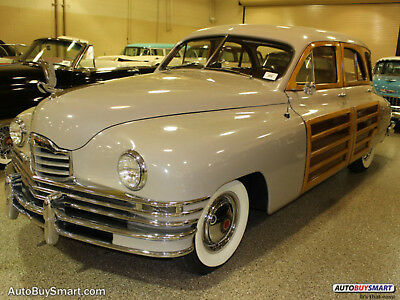 1948 Packard Woody  1948 Other!