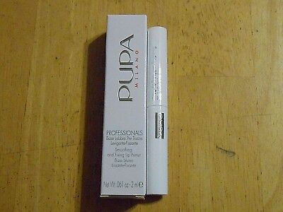 1 PUPA MILANO PROFESSIONALS SMOOTHING FIXING LIP PRIMER 01 unsealed