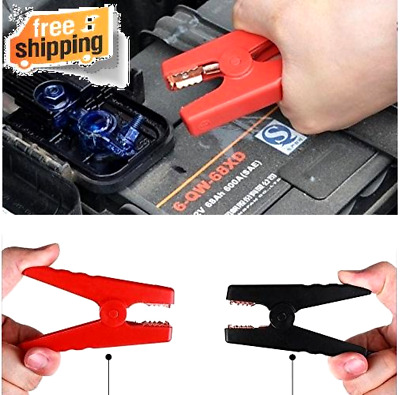 Jumper Cables Jump Starter Booster Automotive Replacement Battery Connector Clip