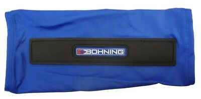 Bohning Slip-On Armguard (Blue, Medium). Free Shipping