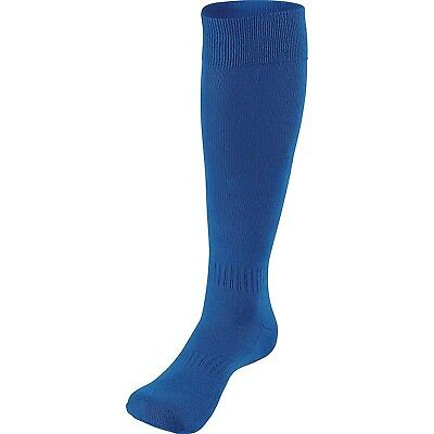 (10-13, Royal) - COMPETE SOCK - ADULT Holloway Sportswear. Delivery is Free