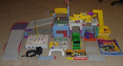 Rokenbok Action Factory Starter Start construction set instructions Loader