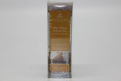 C3045 - Cuccio - Milk & Honey Pedicure Fizz, 24 tablets - Brand New