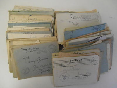 Buy 1 original Germans letters WWII field Post in the front 1939-1944