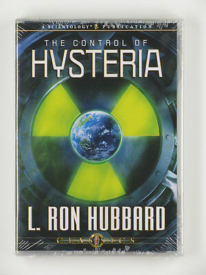LRH Lecture on CD – The Control of Hysteria - NEW! - Scientology