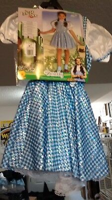 wizard of oz dorothy dress/new.