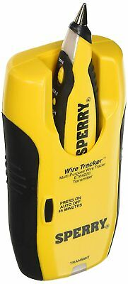 Sperry Instruments ET64220 Wire Tracker Wire Tracer, Audio / Video Installers
