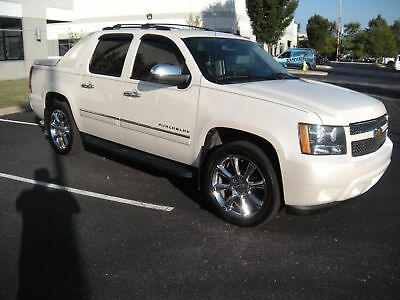 2012 Chevrolet Avalanche LTZ 2012 CHEVROLET AVALANCHE LTZ 4X4 LOADED BEST VALUE ON EBAY FREE SHIPPING